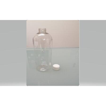 Flasche PET mit Spritzverschluss, 750 ml, 5 stk.
