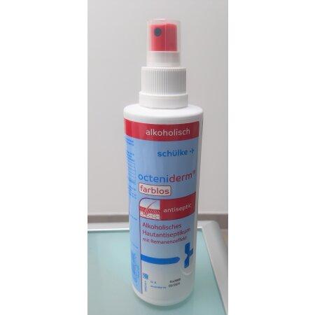 Hautdesinfektion KodanTinktur Forte farblos 0,25 l Doppelt