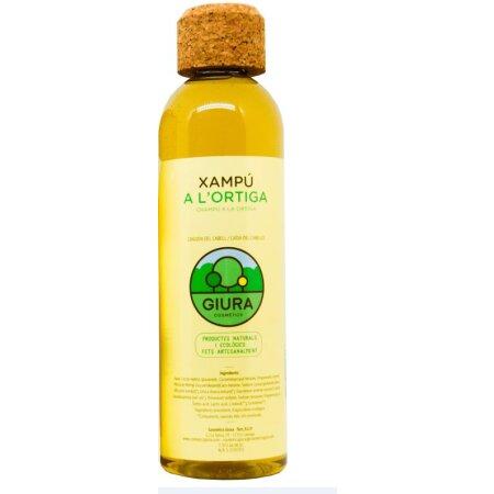 Shampoo Brennessel gegen Haarausfall Mittelmeer 250ml