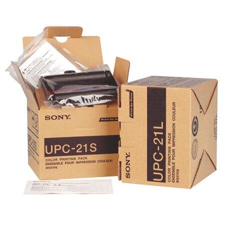 Druckerpapier Sony 100 x 90 mm S-Format 240 Blatt