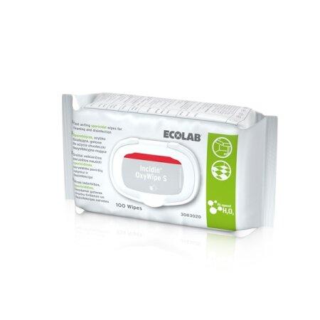 Desinfektionstücher Incidin OxyWipe S 6x100St