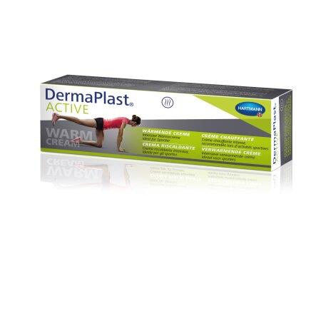 DermaPlast Active Warm Cream, 100 ml