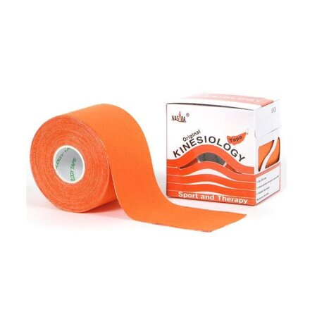 Original Nasara® Kinesiology Tape orange 5cm x 5m