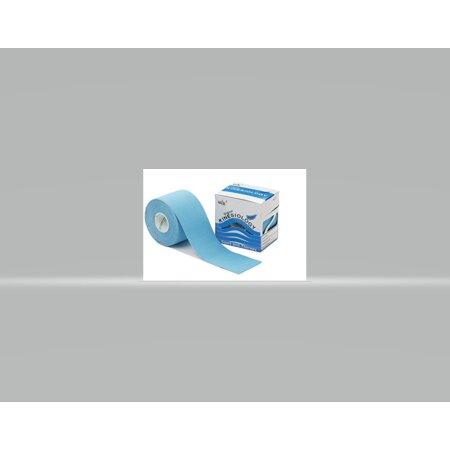 Tape Original Nasara® Kinesiology blau 5cm x 5m