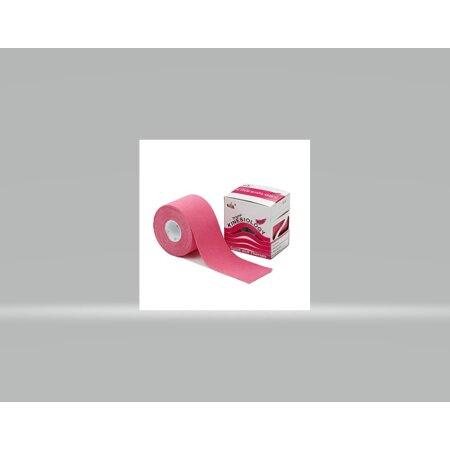 Original Nasara Kinesiology Tape 5 cm x 5m 1 Stk. Pink