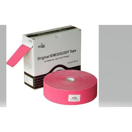 Original Nasara® Kinesiology Tape XXL, 5cm x 32m, pink