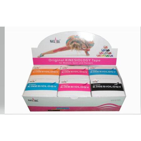 Original Nasara® Kinesiology MixTape Set