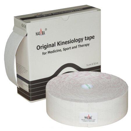 Original Nasara® Kinesiology Tape XXL, 5cm x 32m,...