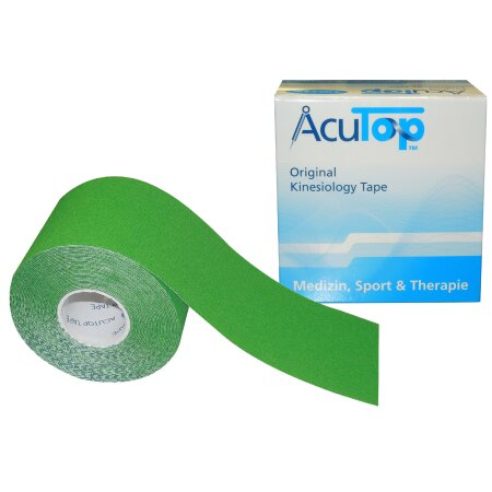 Tape AcuTop Kinesiology , apfelgrün