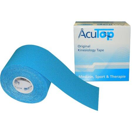 Tape AcuTop Kinesiology, blau