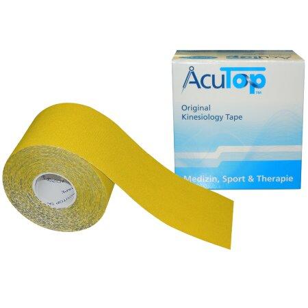Tape AcuTop Kinesiology , gelb