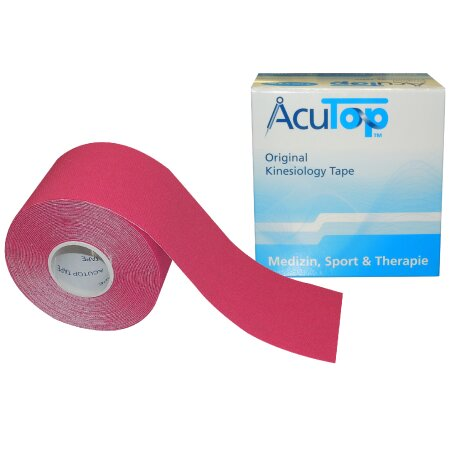 Tape AcuTop Kinesiology , pink