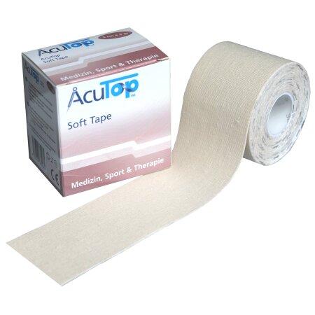 Tape AcuTop Kinesiology , soft farblos