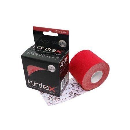 """Tape Kintex Kinesiologie """"Classic"""" 5cm x 5m Rot"""
