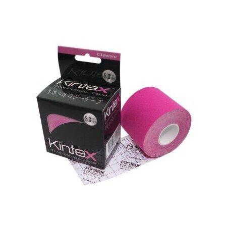 """Tape Kintex Kinesiologie """"Classic"""" 5cm x 5m Pink"""