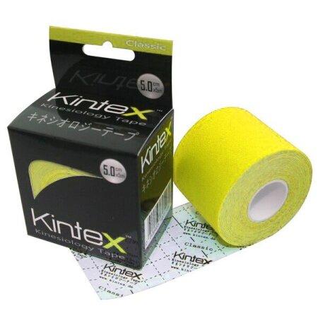 "Tape Kintex Kinesiologie ""Classic"" 5cm x 5m Gelb"