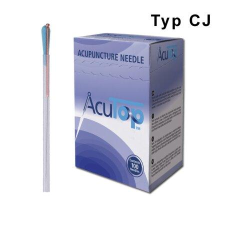 Akupunkturnadeln AcuTop Typ CJ (Eacu)