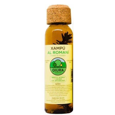 Shampoo Rosmarin Schuppen und gegen fettiges Haar 250ml