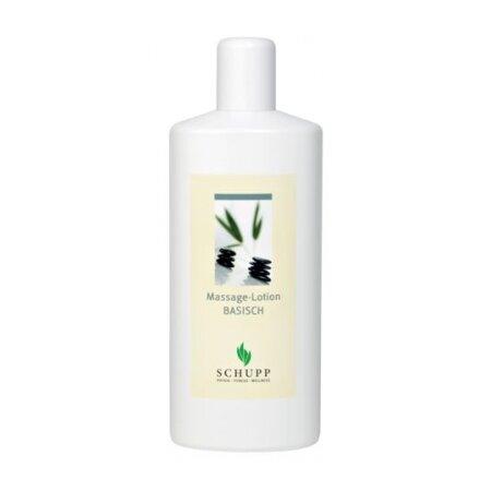 Massage Lotion Basisch, 1000 ml