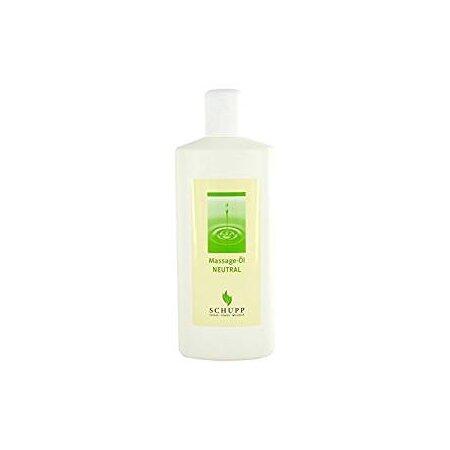 Massageöl Neutral, 1000 ml