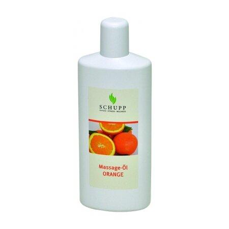 Massageöl Orange, 1000 ml