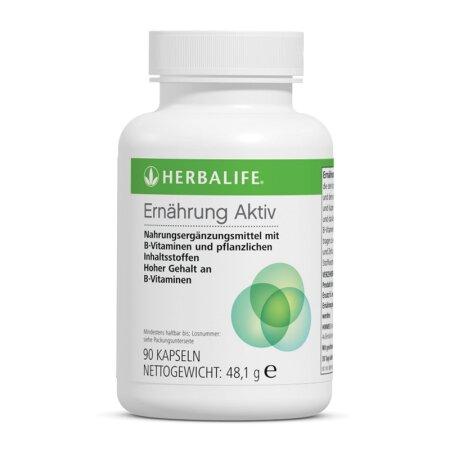 Herbalife Ernährung aktiv - mit Vitamin B-Komplex...
