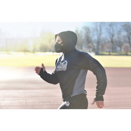 "Phantom Athletics Hoodie ""Stealth"" - Black -..."