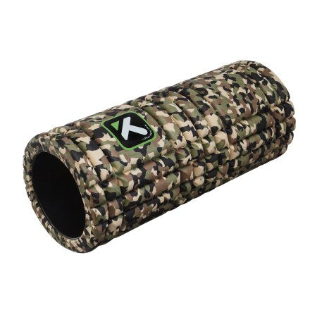 Trigger Point Foamroller Grid 1.0 Massagerolle Yoga Gym Camo