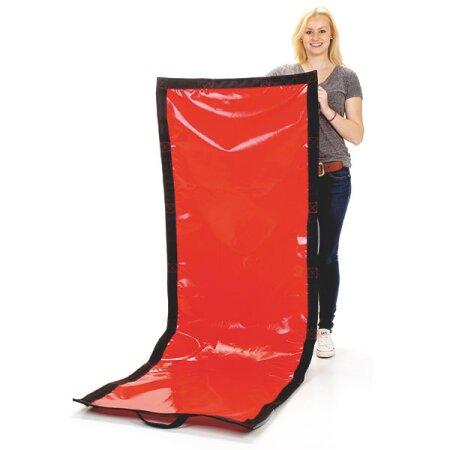 Bergetuch Lifeguard Trans-Red 210 x 75 cm