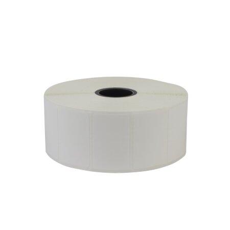 Haftetiketten Dios 40 x 25mm weiß
