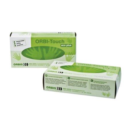 Handschuhe Latex Orbi-Touch Eco Plus puderfrei