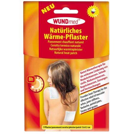 10 x Pflaster Wärme hypoallergen