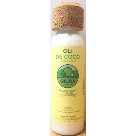 Kokosöl Hautschutz Haarschutz Bio aus Mittelmeer
