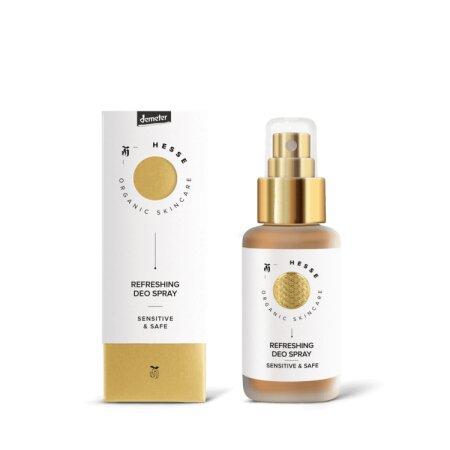 Hesse Organic Refreshing Deo Spray - 50ml