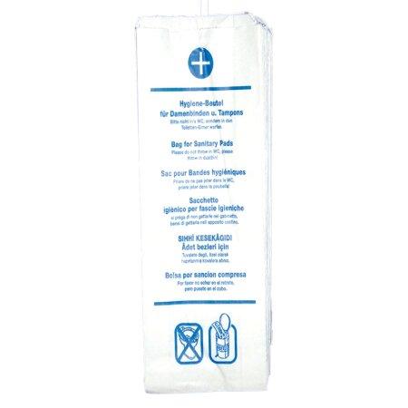 Hygienebeutel Papier 100 St.