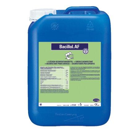 Flächendesinfektion Bode Bacillol AF 0,05 ml - 5 l