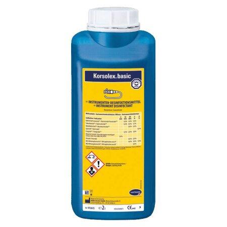 Instrumentendesinfektion Korsolex basic 2 l - 5 l