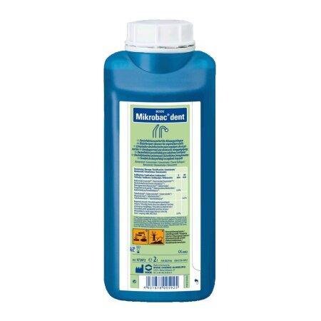 Reiniger Desinfektion Mikrobac dent 2 l-5 l