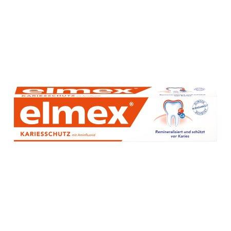 Zahnpasta Elmex+Junior+Kinder