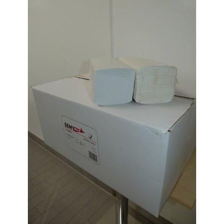 Papierhandtücher, 25x21cm, 2 lagig, weiß
