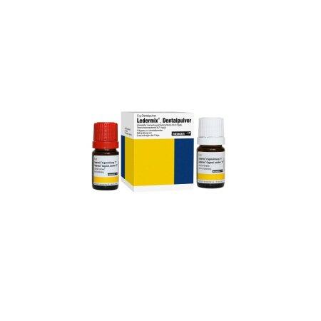 Lösung Eugenol N+S Ledermix