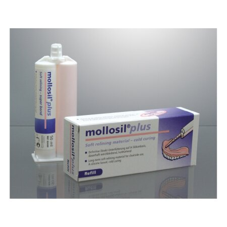 Kartusche Mollosil plus Automix 2