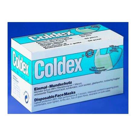 Mundschutz Coldex grün