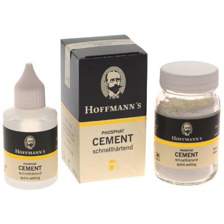 Zement Hoffmanns Nr.3 sh weißgelb