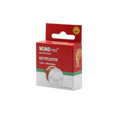 Pflaster Heft mit Schutzhülle 1,25-2,5 cm