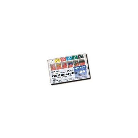 Spitzen Guttapercha 528 Taper 04 ISO 15 - 40