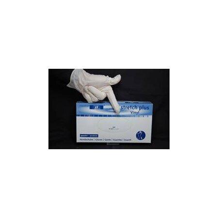 Handschuhe Vinyl Premium Stretch Plus S-XL