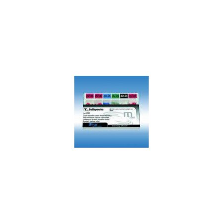 Spitzen Guttapercha Mtwo 06 28mm ISO 25-40