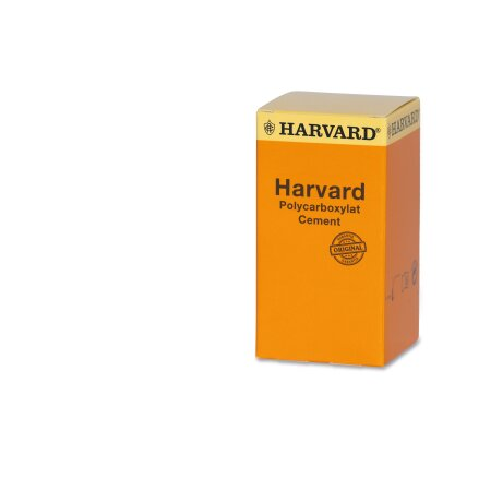 Pulver Harvard Polycarboxylatcement Farbe 3...