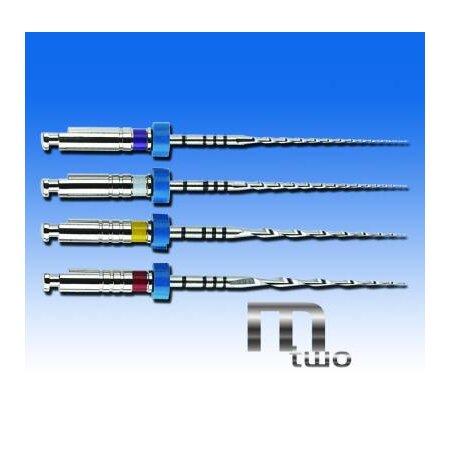 Feile Mtwo Niti 06 25 mm ISO 20+25 21 mm Arbeitsanteil